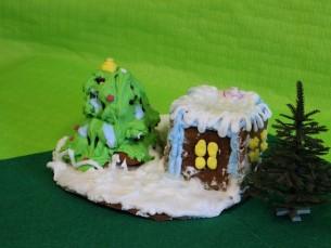 Jõuluvana maja vanalinnas