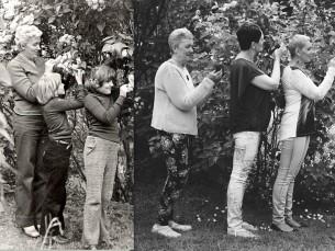 Ema-mina-õde sireliõnne otsimas 1982/2015 Selis, Raplamaal