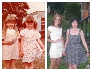 1988 lasteaia lõpetamisel.2012 Daisy 30.sünnipäeval