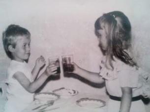 Parima sõbraga 5-ndal ja 30-ndal sünnipäeval- 1990 ja 2015