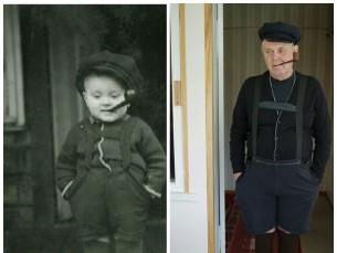 Sama mees, sama koht- Arvo piibuga 1948 vs 2017