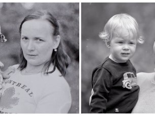 Nagu kaks tilka vett: mina+ema, 35.a hiljem minu laps+ema