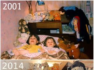 Veidi tuhmunud mänguasjad, kuid mälestused on eredad.