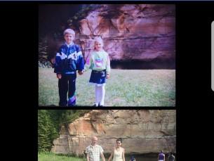 Vend ja õde, taevaskoda, ajavahe 17-18 aastat