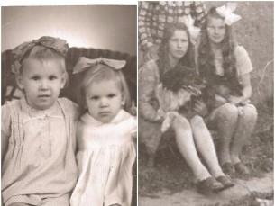 Mina ja õde  1964 ja 1978