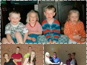 meie lapsed  1996; 2008;2016 4/5 a.;16/17a ; 24/25a.