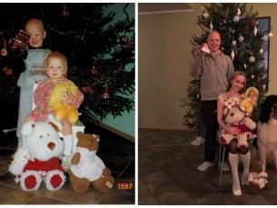 Jõulud 1997 vrs  2015