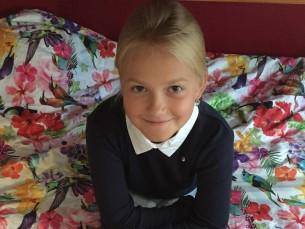 Mia Miree 9 aastane