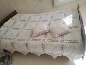 Heegeldatud voodikate