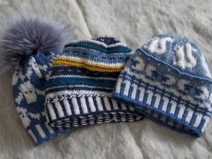 Kolm mütsi - oravad, lambad ja triibud