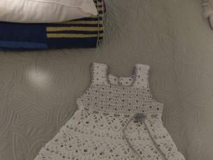 Kleit pisikesele printsessile