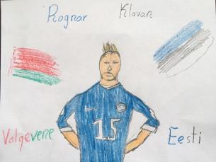 Ragnar Klavan, joonistas Sume G. Toome (11a)