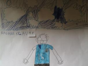 Ragnar Klavan palliga