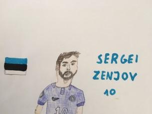 Sergei Zenjov