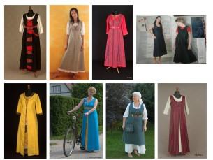 Minul on väga raske oma loomingust midagi välja valida, sest väga paljud minu mudelid on saanud inspiratsiooni just nimelt Käsitöö ajakirjas ilmunud rõivastest. Kõik sai alguse 2009. aasta suvel  ilmunud pihikseelikust. Selle ampiirlõikelise põhilõike järgi olen teinud palju erinevaid mudeleid, eriti inspireeris see lõige mind rahvuslikke pihikseelikuid tegema. Esmalt olid minu kollektsioonis varrukateta kleidid, seejärel konstrueerisin külge varrukad ja valmisid kleidid, mille mudelinimetuseks sai KAIDI. Sealt edasi valmisid pihikseelikud ANNE, MARGARETHE (valged varrukad ja ülemine valge osa on külge õmmeldud) ja mudel KARIN (kollane pikk-kuuele sarnale kleit).