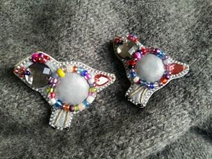 Pärlitega prossid